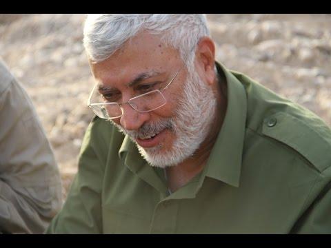 القائد ابو مهدي المهندس : نقف اجلالا واكبارا لعوائل الشهداء الذين ضحوا بأعز ما يملكون لتخليص الفلوجة من الاٍرهاب