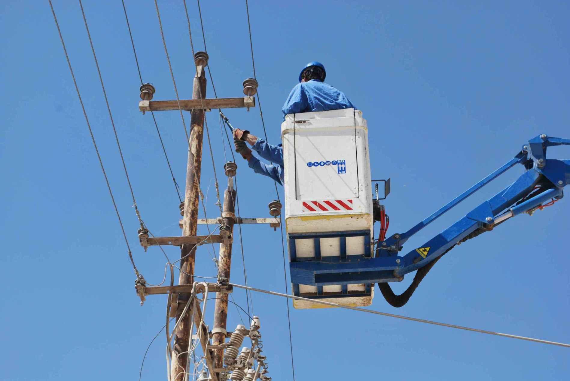قطع التيار الكهربائي عن ٤٧ مضخة مياة زراعية في محافظة واسط