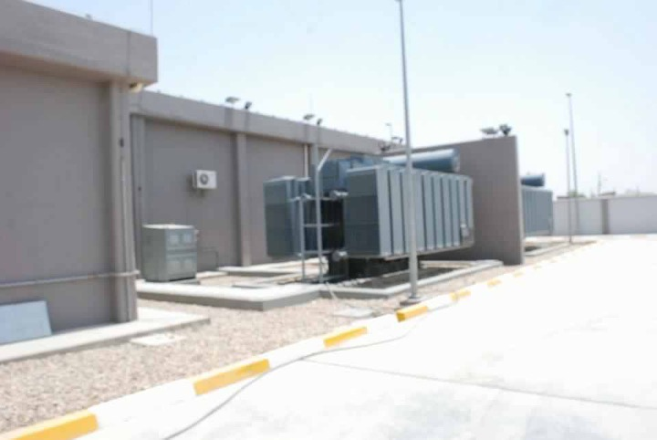 """كهرباء ميسان """" ادخال محطة ميسان الثانوية الجديدة للعمل بالعمارة"""