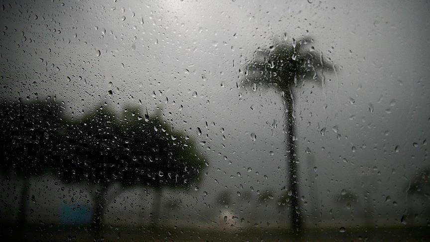 الانواء الجوية: امطار رعدية ابتداء من الاربعاء المقبل