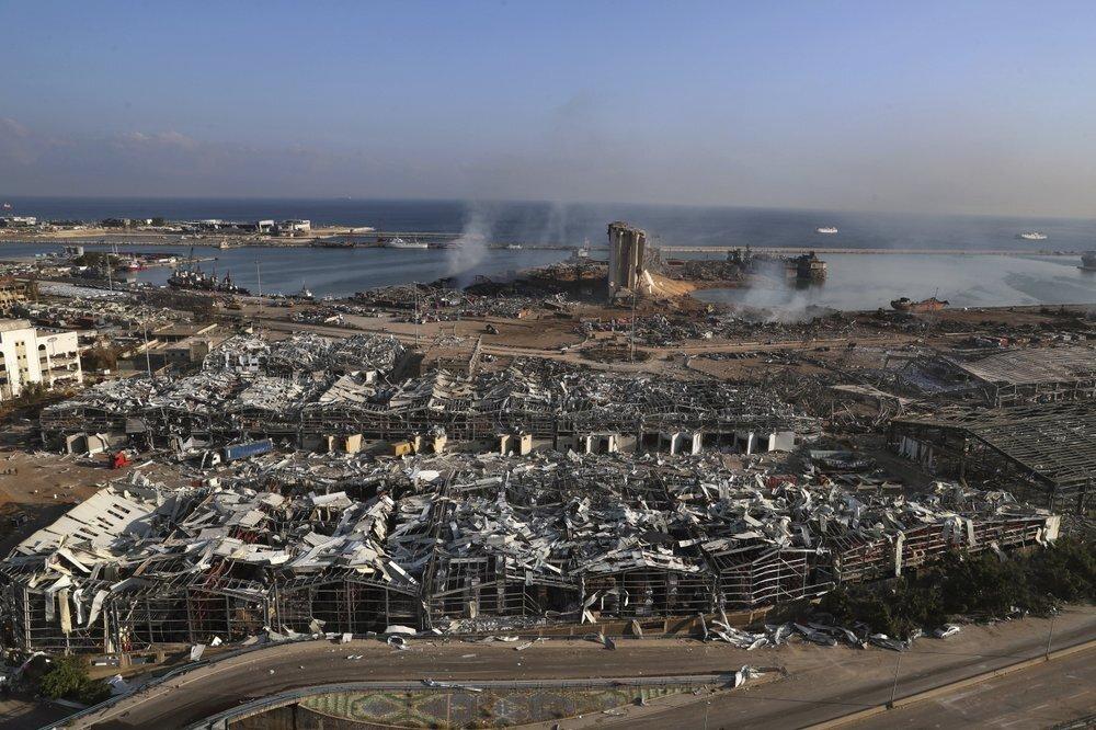 الواجب في مساعدة بيروت