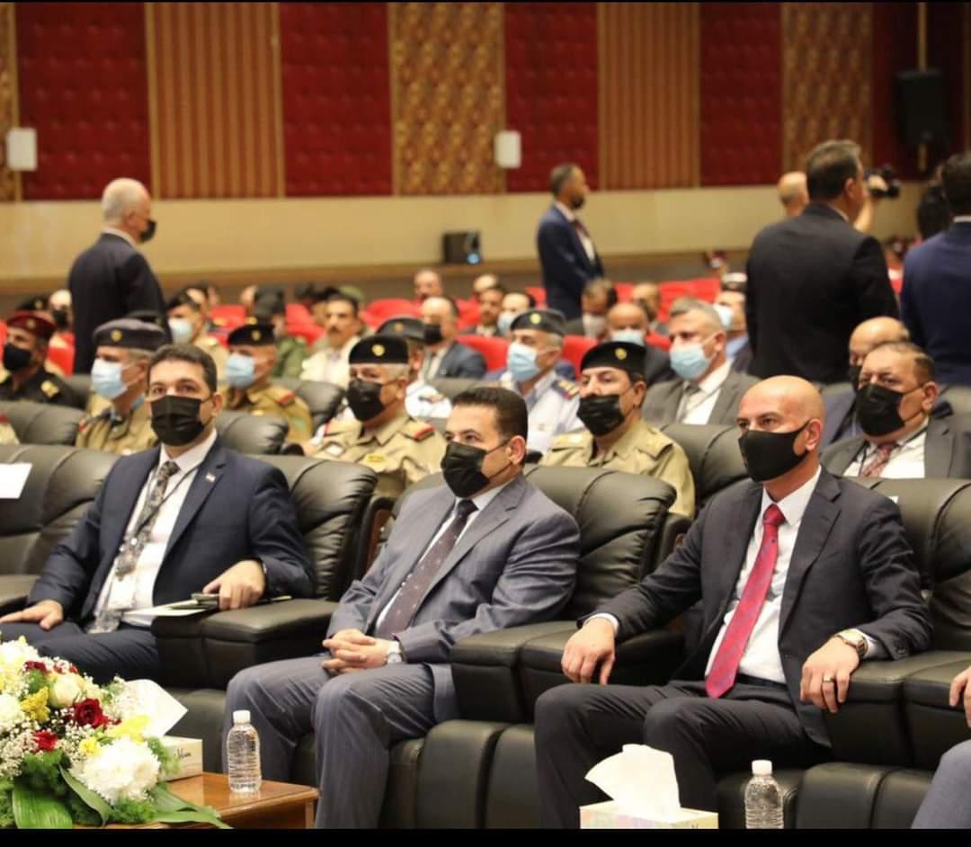 الأعرجي يفتتح أعمال المؤتمر والمعرض الدولي لمكافحة الإرهاب والعمليات الخاصة
